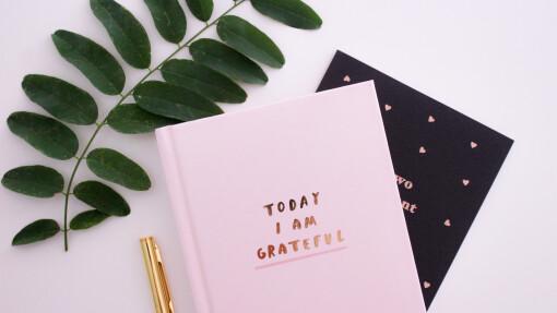 Change Attitude to Gratitude